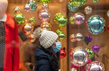 British consumers have taken on new habits this holiday shopping season